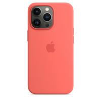 Apple iPhone 13 Pro Silikon Case Pink Pomelo