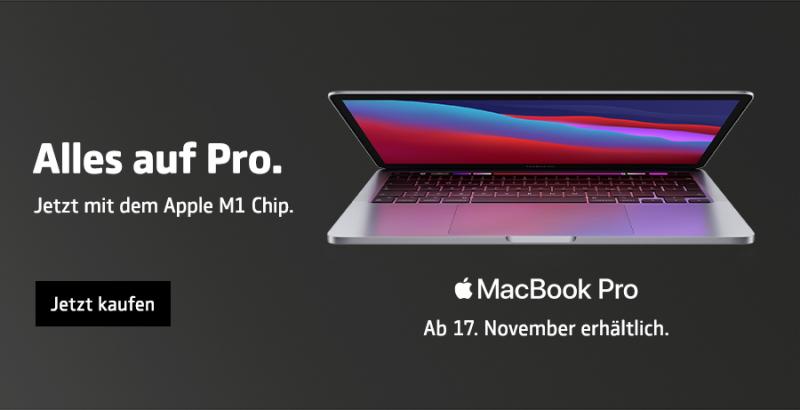 Das neue MacBook Pro 13'' | COMSPOT