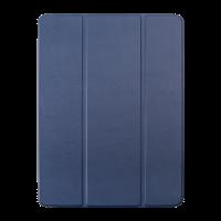 """DEQSTER Slim Trifold Case für Apple iPad 10,2"""" (7./8. Generation) mit Stifthalterung, blau"""