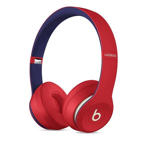 Beats Solo³ Wireless - Club Collection Rot MV8T2ZM/A