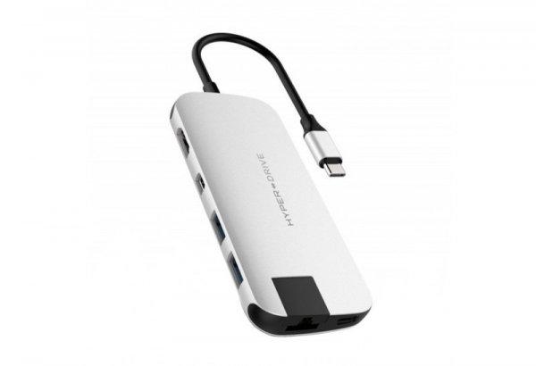 HyperDrive SLIM Hub 8-in-1, Apple MacBook & USB-C Notebooks