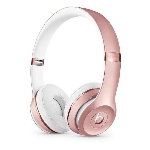 Beats Solo³ Wireless Roségold MX442ZM/A
