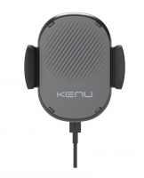 Kenu Airframe Wireless, 10W, Qi, Schwarz