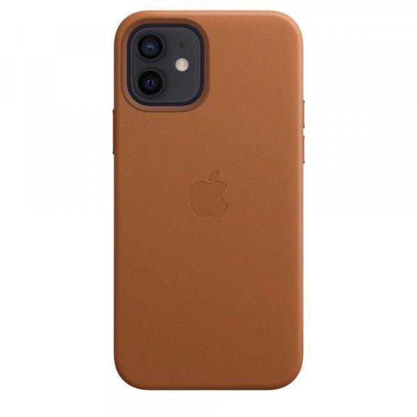 Apple iPhone 12 / 12 Pro Leder Case