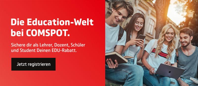 Spare auf Macs und iPad mit dem Studentenrabatt | COMSPOT