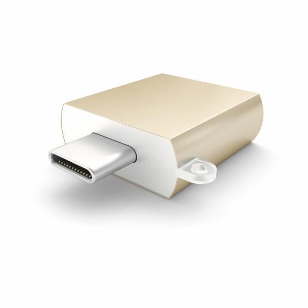 Satechi Aluminium Type-C auf USB 3.0 Adapter