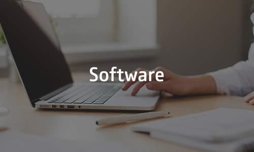 Software bei COMSPOT