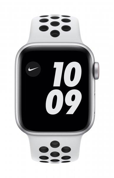 Apple Watch Nike Series 6 Aluminium Silber