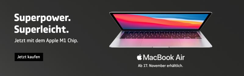 Das neue MacBook Air | COMSPOT