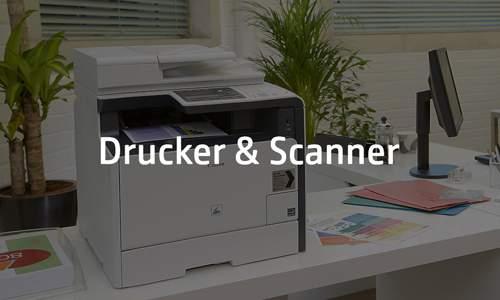 Drucker & Scanner