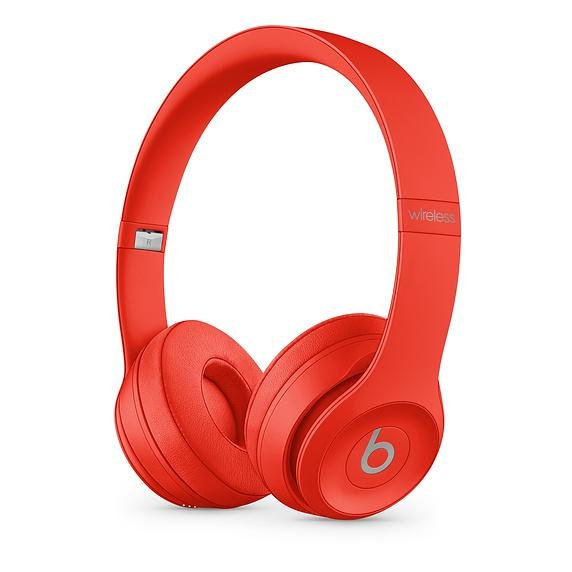 Beats Solo³ Wireless PRODUCT(RED) MX472ZM/A