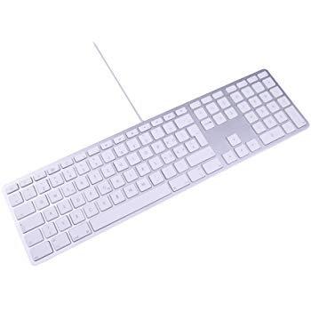 LMP kabelgebundene USB Tastatur Französisch 17533