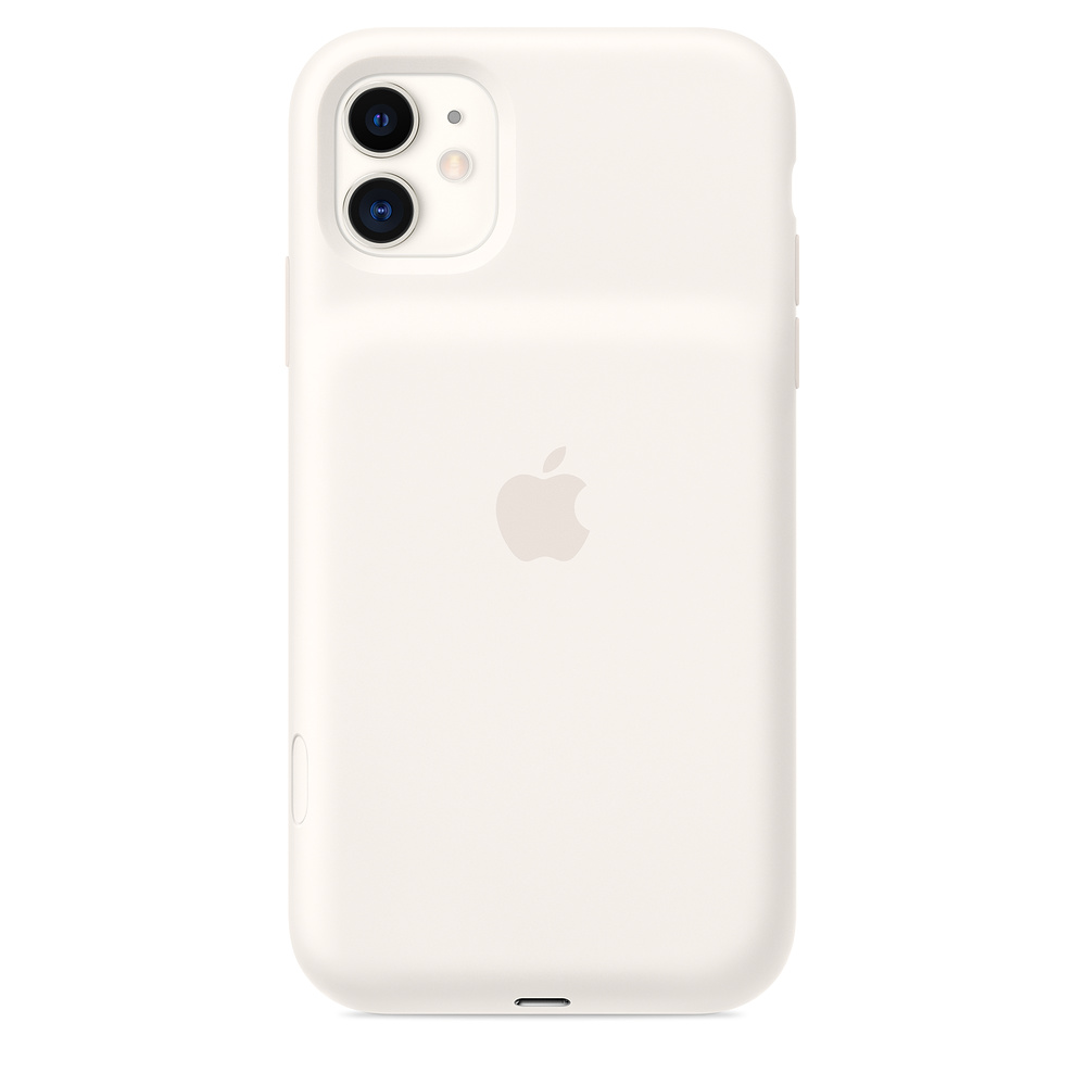 Apple iPhone Smart Battery Case Weiß iPhone 11 MWVJ2ZM/A