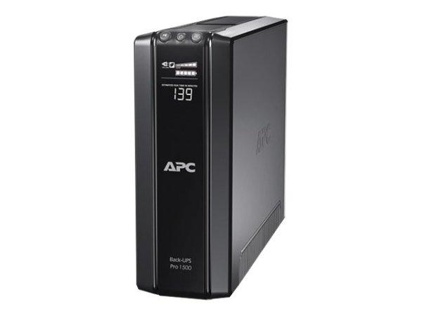 APC Back-UPS Pro 1500 - USV - Wechselstrom 230 V