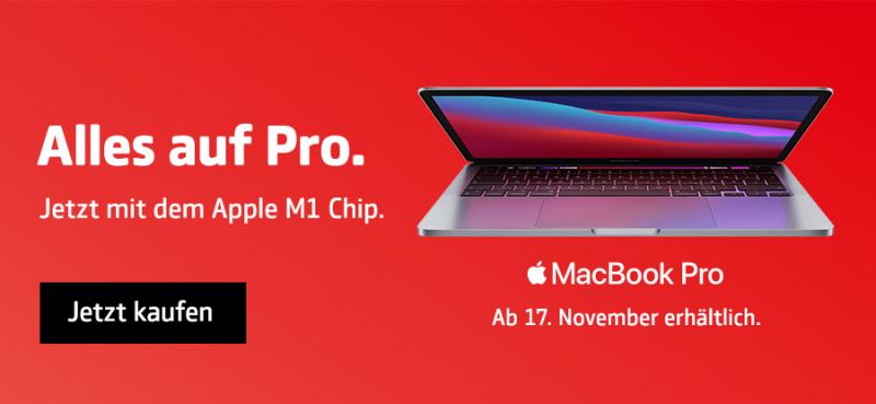 Das neue MacBook Pro