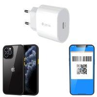 Devia Zubehör-Starterkit iPhone 12 Pro Max