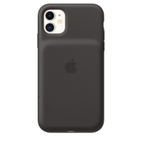 Apple iPhone 11 Smart Battery Case Schwarz