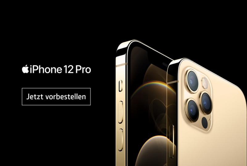 Das iPhone 12 Pro vorbestellen | COMSPOT