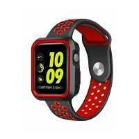 Devia Silikon Armband für Apple Watch