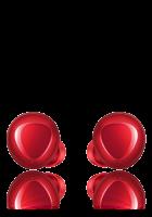 Samsung Galaxy Buds+ Rot