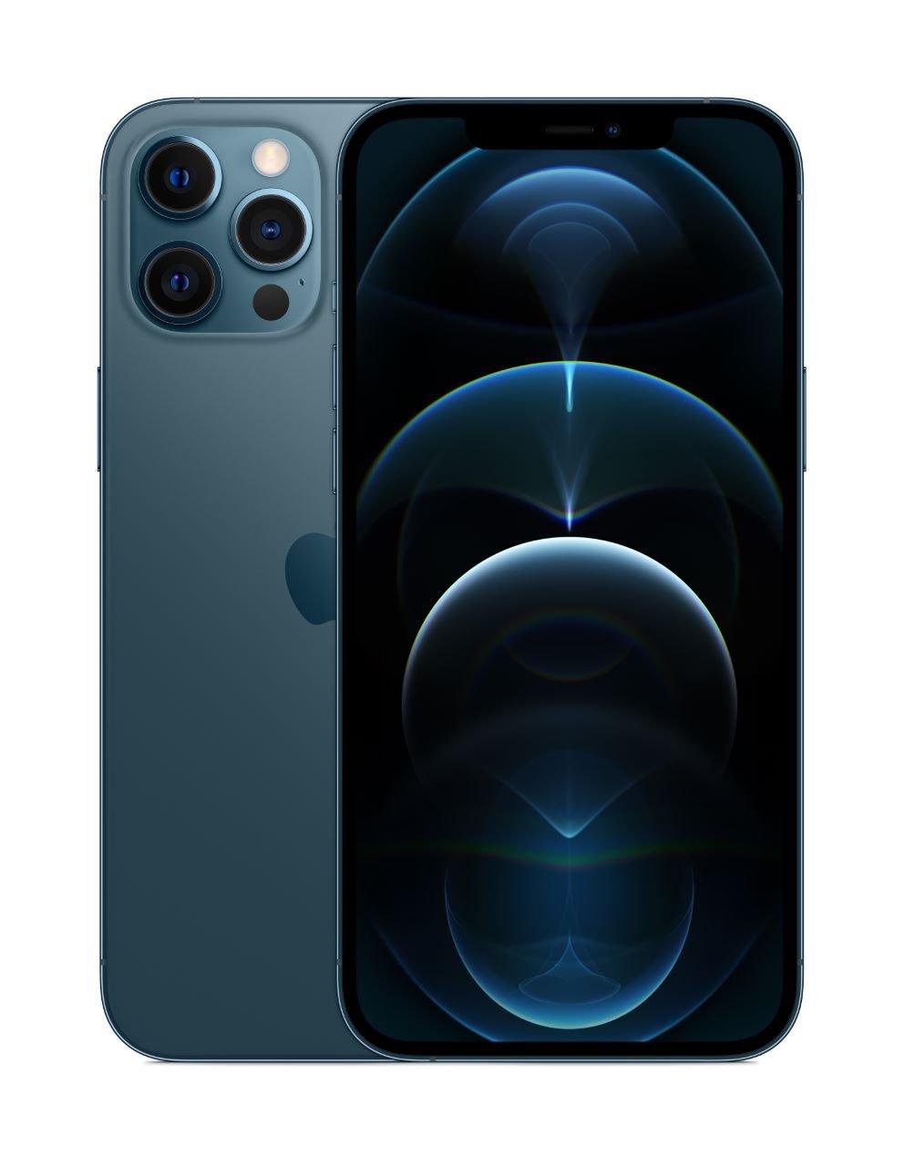 Apple iPhone 12 Pro Max Pazifikblau 128 GB MGDA3ZD/A