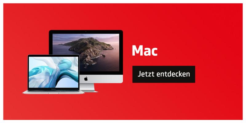 Macs bei COMSPOT