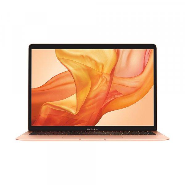 """Apple MacBook Air 13"""" 2020, 1.1 GHz i3, 8 GB, 256 GB SSD, Touch ID, Deutsch, Gold"""