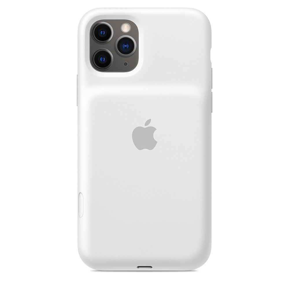 Apple iPhone Smart Battery Case Weiß iPhone 11 Pro MWVM2ZM/A