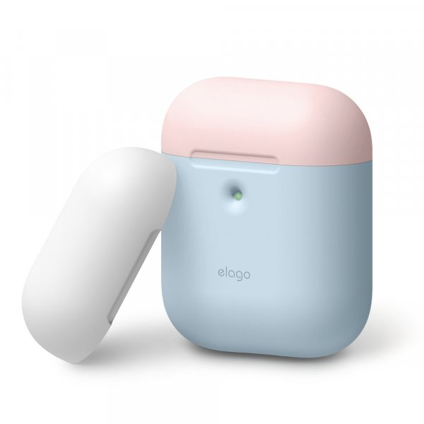 ELAGO AirPod Silikon Duo Case