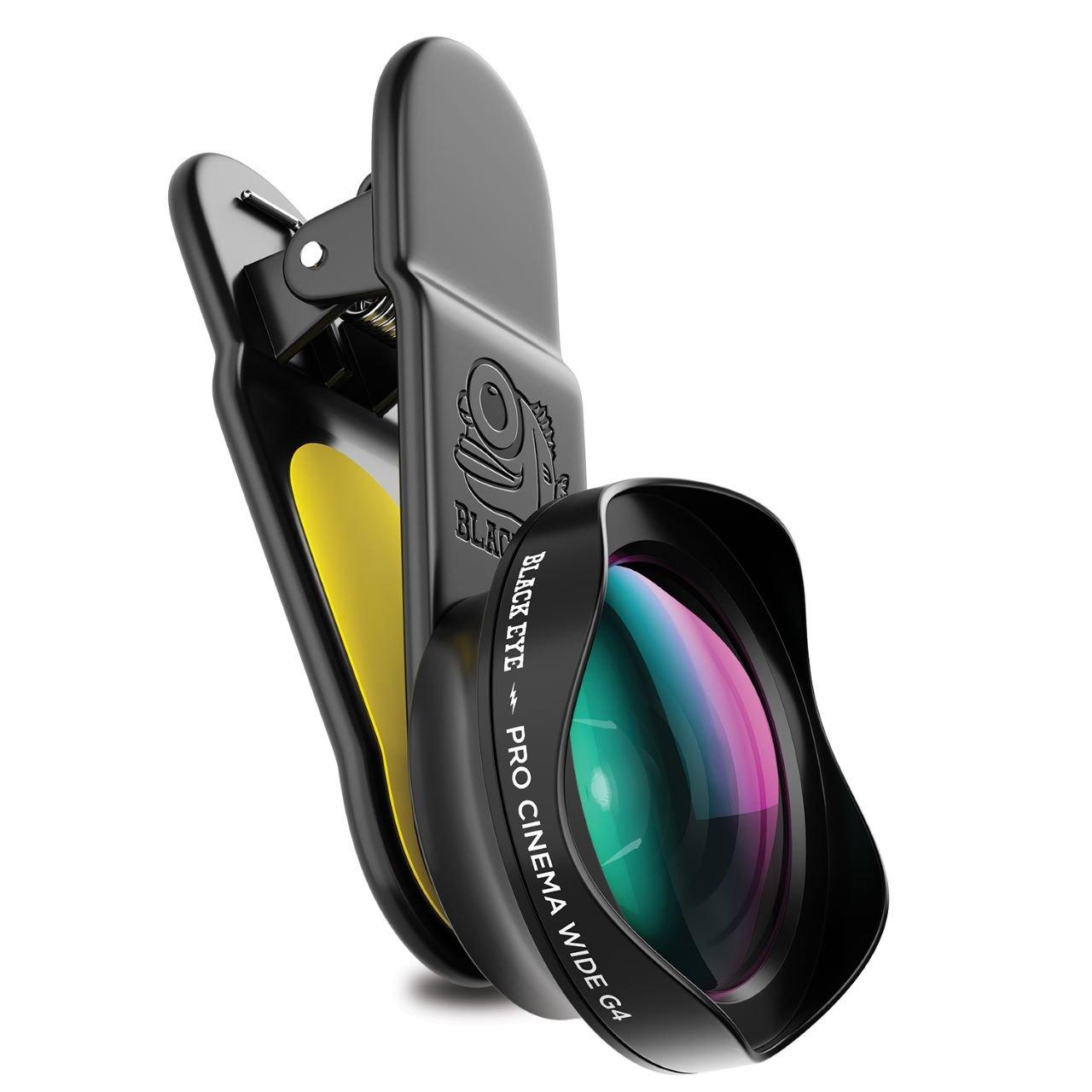 Black Eye Pro Cinema Wide G4 120° Weitwinkelobjektiv, Smartphone-Objektive G4CW001
