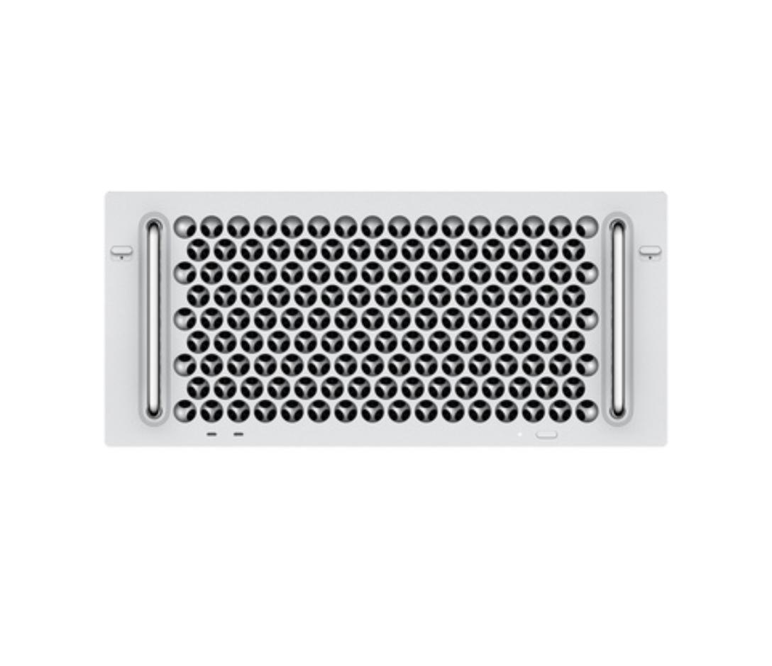 Apple Mac Pro, 3.5 GHz 8-Core Keine Apple Afterburner Karte 192GB (6x32GB) 2TB SSD Radeon Pro Vega II Duo (2x 32GB HBM2) MacProRack8-Core_CTO_144