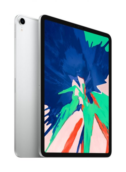 "Apple iPad Pro 11"", Wi-Fi + Cellular, 64 GB, Silber"