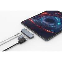 "Drive Hub 4-in-1 für Apple iPad Pro 11"" & 12.9"" (2018) Space Grau"