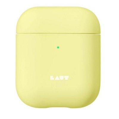 LAUT Huex Pastels für AirPods Pastelgelb L_AP_HXP_Y