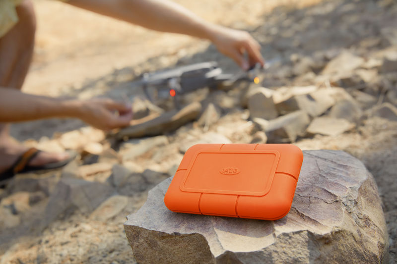 LaCie Rugged SSD