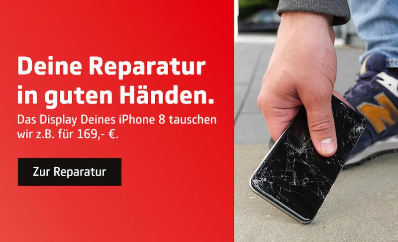 Reparatur bei COMSPOT