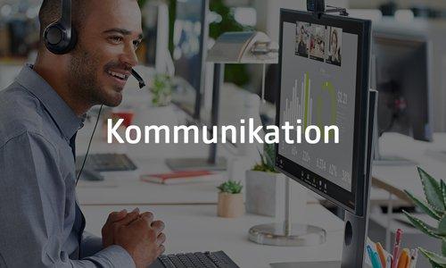Kommunikation bei COMSPOT