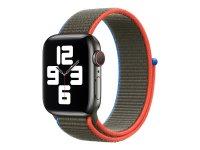 Apple Sport Loop Olive