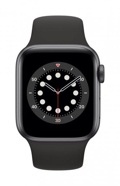 Apple Watch Series 6 Aluminium Space Grau