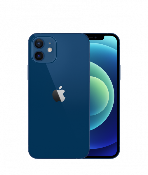 Apple iPhone 12, 64 GB, Blau