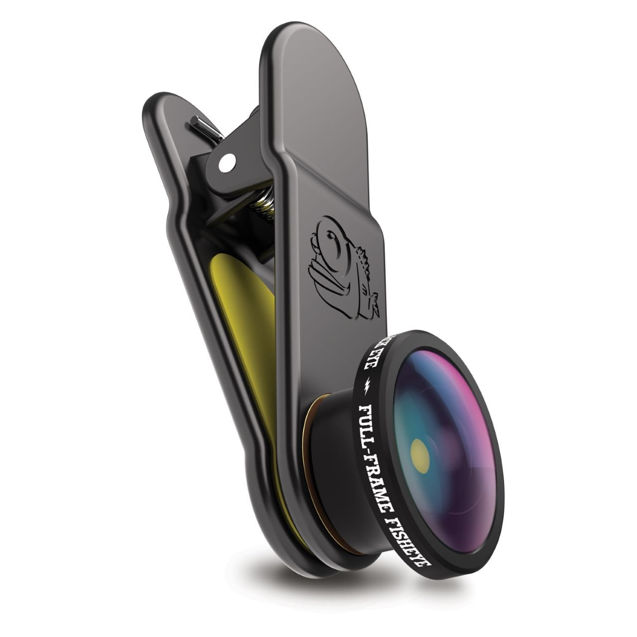 Black Eye Fullframe-Fisheye 180° Fischaugenobjektiv, Smartphone-Objektive FF002