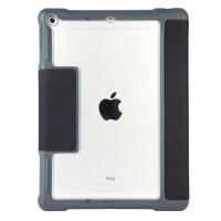 "STM Dux Plus Duo Folio Case für iPad 9.7"" Schwarz/Transparent"