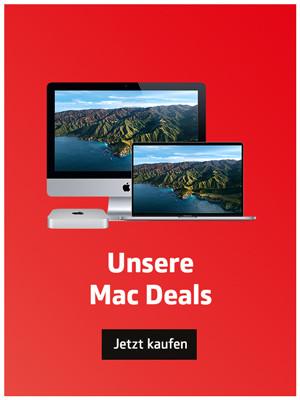 Die besten Modelle des iMac und MacBook