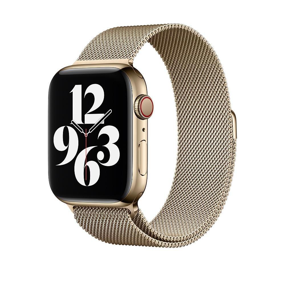 Apple Milanaise Armband Gold 44 mm MYAP2ZM/A