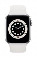 Apple Watch Series 6 Aluminium Silber
