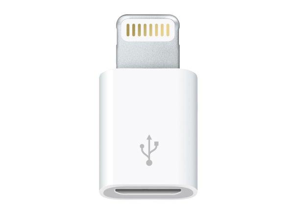 Apple Lightning auf Micro USB Adapter