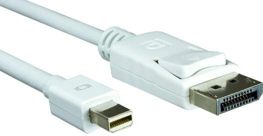 Dinic Mini DisplayPort auf DisplayPort Kabel MDP-DP-2