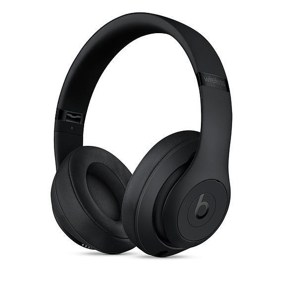 Beats Studio³ Wireless Mattschwarz MX3X2ZM/A