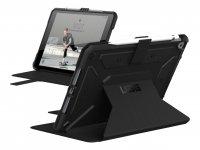 """UAG Metropolis Case für iPad 10.2"""" (7./8./9. Gen.) Schwarz"""