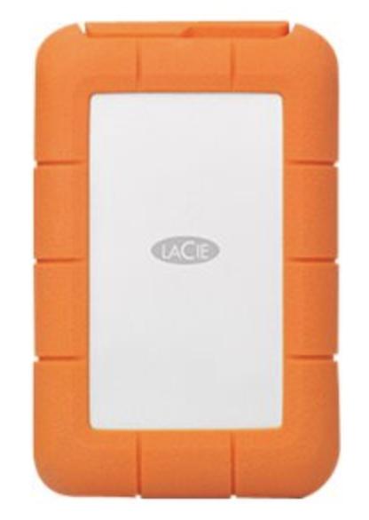 LaCie Rugged RAID PRO, 4TB